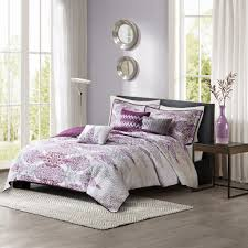 California King Quilt Bedspread Amazon Com Madison Park Sonali 6 Piece Quilted Coverlet Set King