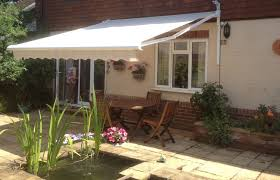 Free Standing Awning Bespoke Patio Awnings To Keep You Cool In Summer Just Awnings