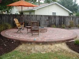 Brick Patio Pattern Popular Round Patio With Patio Designs Here U0027s A Circular Brick