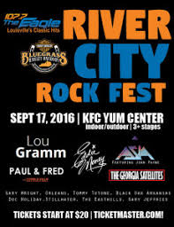 Bud Light River City Rockfest The Easthills Concert Posters The Easthills Big Guitars Big