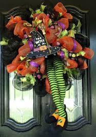 162 best halloween wreaths images on pinterest halloween wreaths