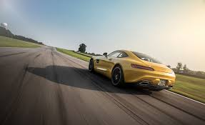 cambered smart car mercedes amg gt s at lightning lap 2015 u2013 feature u2013 car and driver