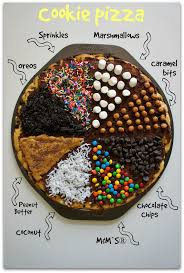 86 best cookie cake ideas images on pinterest birthday cakes