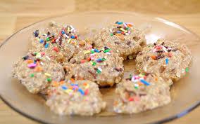 cellucor birthday cake protein bites recipe jen jewell