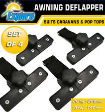 Rv Awning Deflappers Unbranded Awnings Caravan Parts U0026 Accessories Ebay