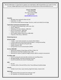 resume template college entry level recruiter resume examples