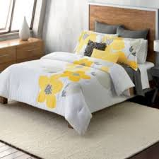 Kohls Bedding Duvet Covers 39 Best Bedding Yellow And Gray Images On Pinterest Bedroom