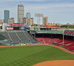 Fenway Park Seating Map Fenway Park Boston Classic Ballparks And Stadiums Pinterest