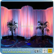 Lighting Curtains Wedding Backdrop Lighting Curtains Swag Drapes Stands Buy
