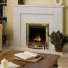 dimplex optiflame exbury brass electric fire a bell fires