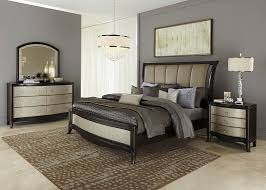 sunset boulevard bedroom with rubberwood solids u0026 cathedral