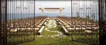 socal wedding venues los angeles weddings with a view side weddings
