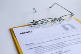 Key Components Of A Resume Examples Of Each Part Of A Resume
