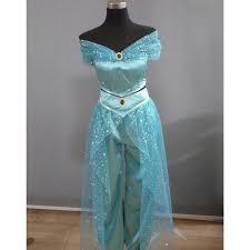 aladdin jasmine princess cosplay costume halloween costumes