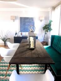 Apartment Dining Table Alison U0027s Sophisticated And Posh London Home U2014 House Tour Room
