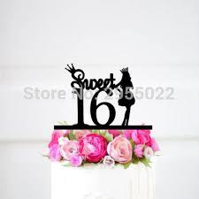 sweet 16 cake topper online shop eat me cake topper in cake decor tea