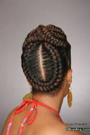 pin up hair styles for black women braided hair pin by nichole batts on just braids pinterest nice protective