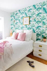 Guest Bedroom Designs - bedrooms alluring room wallpaper accent wallpaper for living