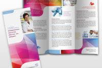 pharmacy brochure template free pharmacy brochure template free best and professional templates