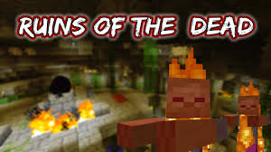 Crafting Dead Map Ruins Of The Dead Zombie Survival V5 1 1 6 2 Minecraft Project