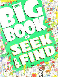 halloween seek and find printables the big book of seek and find tony tallarico 9781588653475