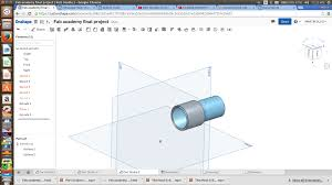 learn 2d and 3d shapes martins fab academy webpage