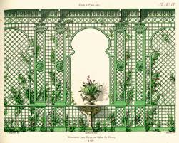 trellis designs within formal french formal gardens eliot raffit