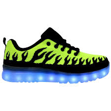 galaxy shoes light up galaxy led shoes light up usb charging low top inferno flames