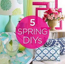 spring diys try it 5 spring diys ladylux online luxury lifestyle