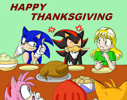 happy late thanksgiving by sonicrocksmysocks on deviantart
