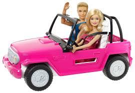 barbie beach cruiser barbie u0026 ken dolls