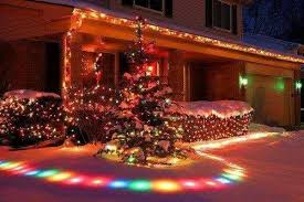 Xmas Lights Outdoor 45 Amazing Outdoor Christmas Decorations For This Year