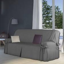 housse de canapé trois places housse de canape grise maison design wiblia com