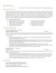 marketing communications page 3 professional resume format