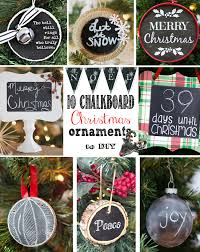 remodelando la casa 10 chalkboard ornaments to diy