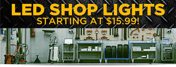 led shop light fixtures 1000bulbs