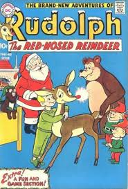 rudolph red nosed reindeer volume comic vine