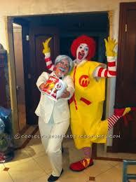 hilarious costumes colonel sanders ronald mcdonald 29 hilarious couples