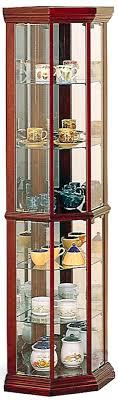 corner curio cabinets for sale used curio cabinets for sale awesome corner lighted curio cabinet