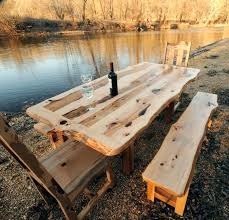 Rustic Bench Dining Table Dining Table Rustic Oak Dining Table And Bench Benches Tables