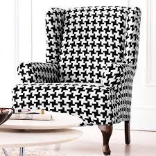 sensational idea houndstooth chair wwwroomservicestorecom living