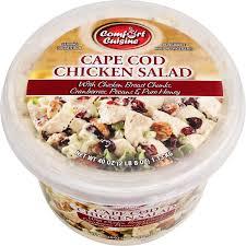 comfort cuisine cape cod chicken salad 40 oz