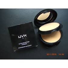 Bedak Nyx bedak nyx ultra definition powder 2 in 1 two way cake isi 2