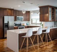 are brown kitchen cabinets still in style 75 beautiful kitchen with brown cabinets pictures ideas
