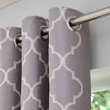 Lined Grey Curtains Grey Bali Lined Eyelet Curtains Dunelm Curtains Pinterest