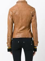 cheap biker jackets dondup zip up biker jacket 047 women clothing jackets dondup