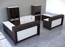 Receptionist Desk Furniture Reception Furniture By Cubicles Com