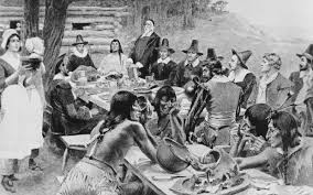 The History Of Thanksgiving Video Thanksgiving The Art Of The Gift In The Era Of The Market Pbs