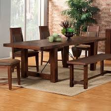 Cappuccino Dining Room Furniture Alpine Furniture Pierre Dining Table Antique Cappuccino