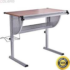 Architect Drafting Table Colibrox Drafting Table Drawing Desk Adjustable